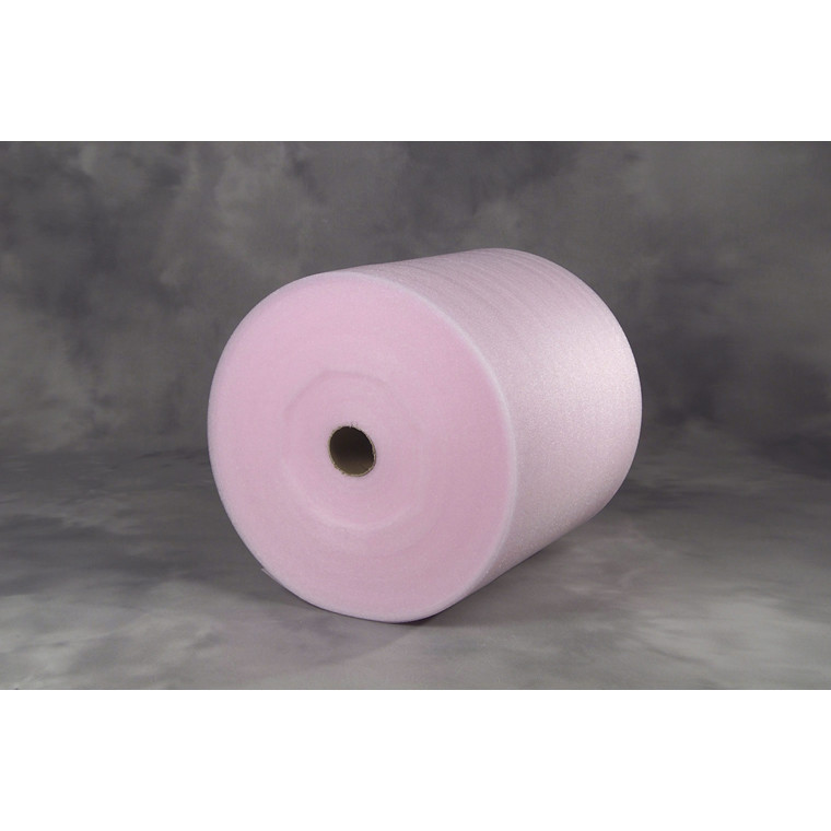 Foam antistatisk rosa 50cmx150mx2mm