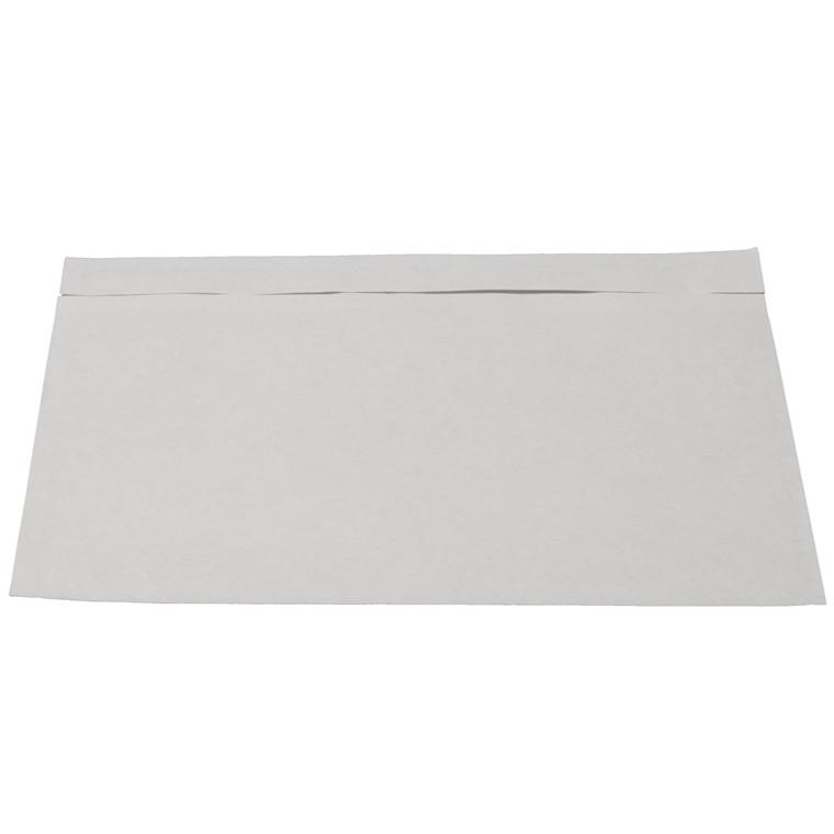 Følgeseddellommer 115 x 95 mm selvklæbende uden tryk - 1000 stk