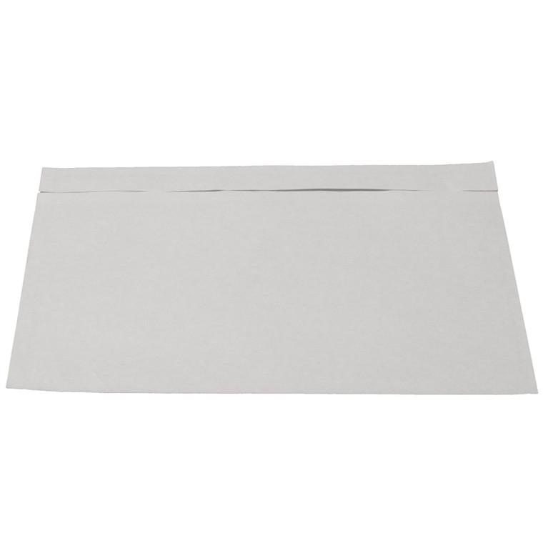 Følgeseddellommer 310 x 240 mm selvklæbende uden tryk - 500 stk