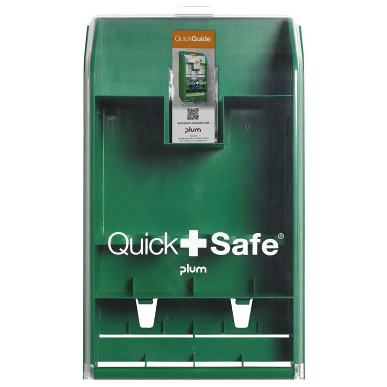 Førstehjælpsstation, QuickSafe, empty