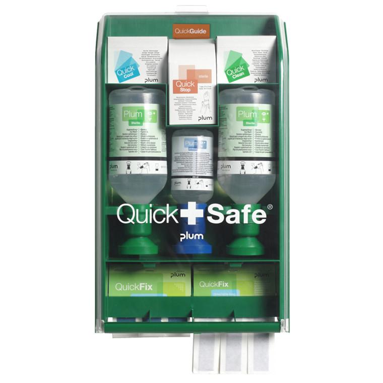 Førstehjælpsstation, QuickSafe Food Industry, steril