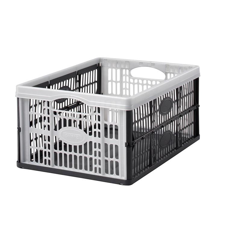 Foldekasse - Smart Store 23,5 x 35,5 x 49 cm grå