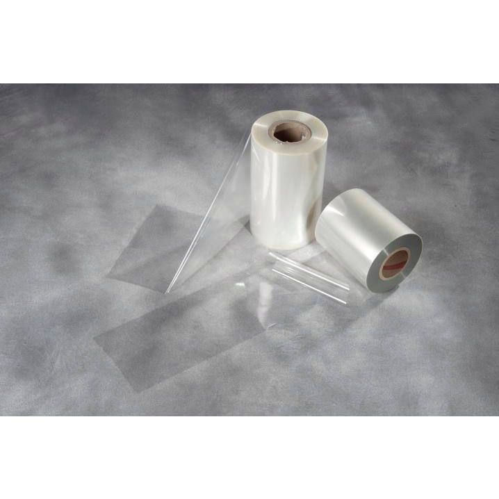Forseglingsfilm til plastbakke - 185 mm x 500 meter - 52 my - PP/PS/PET