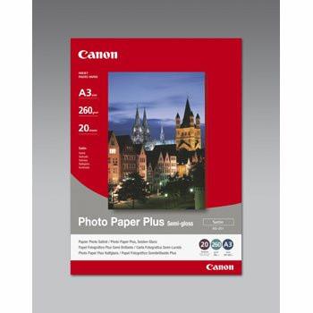 Fotopapir Canon A3 260g/m2 SG-201 20ark/pk