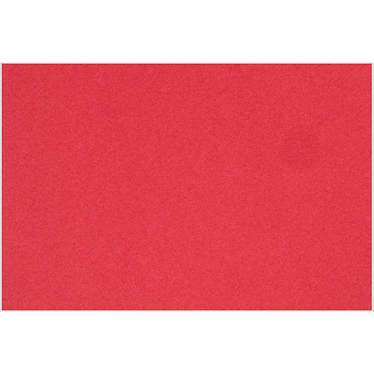 Fransk karton, A4 210x297 mm, 160 g, Bright Red, 1ark