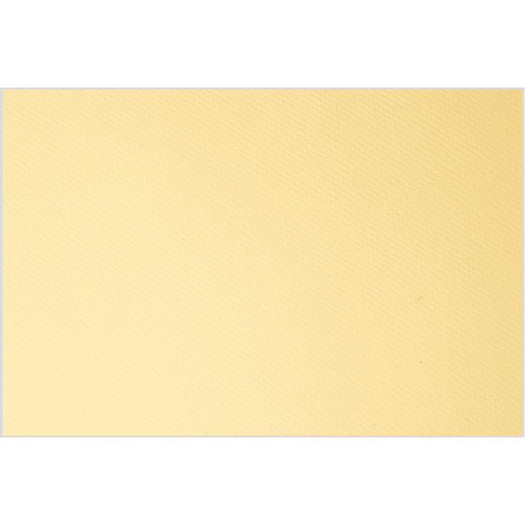 Fransk karton, A4 210x297 mm, 160 g, Cream, 1ark
