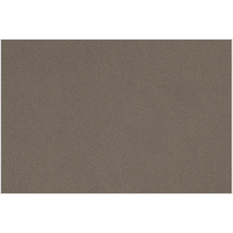 Fransk karton, A4 210x297 mm, 160 g, Dark Grey, 1ark