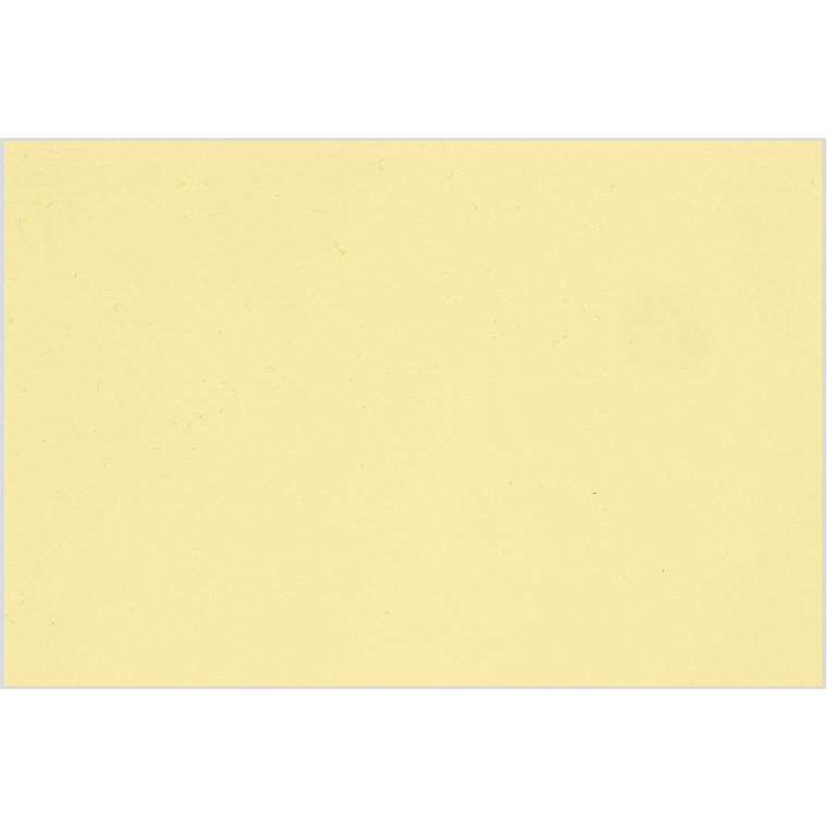 Fransk karton, A4 210x297 mm, 160 g, Pale Yellow, 1ark