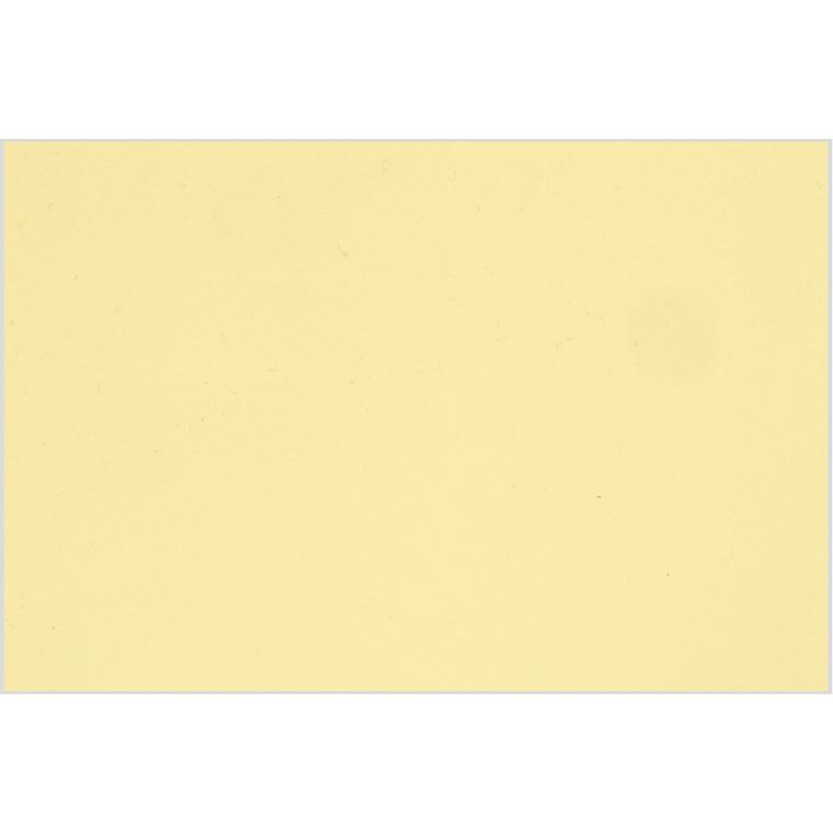 Fransk karton, A4 210x297 mm, 160 g, Pale Yellow, 1ark