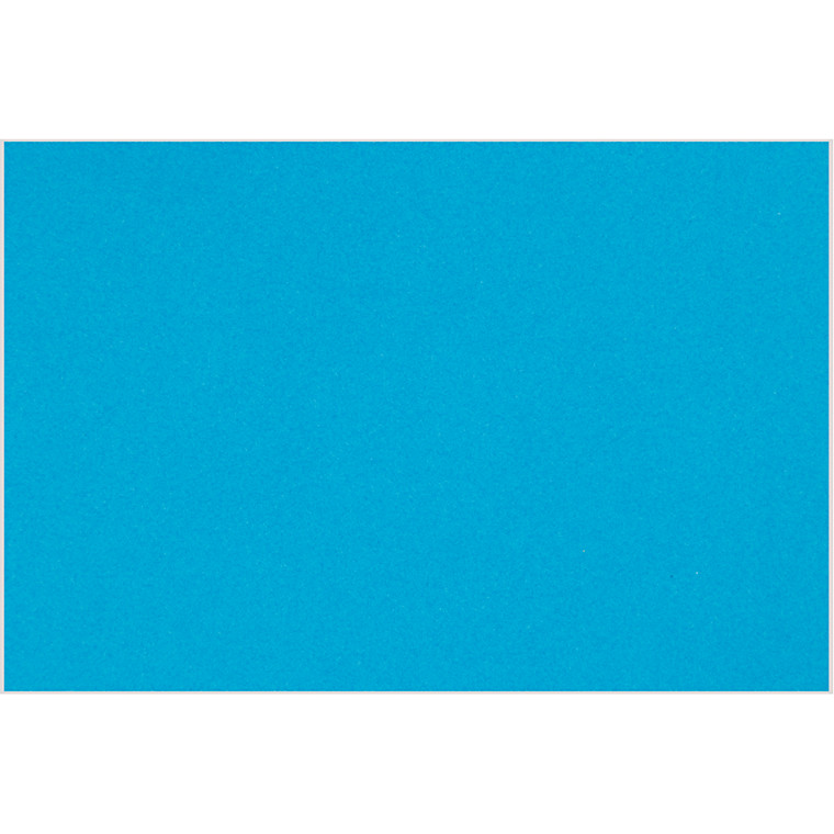 Fransk karton, A4 210x297 mm, 160 g, Turquoise Blue, 1ark