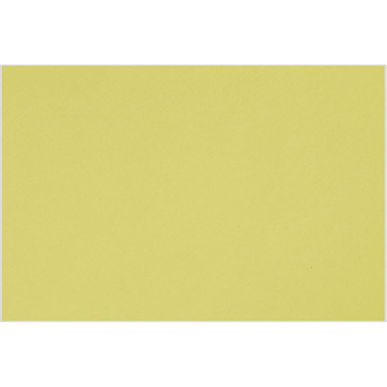 Fransk karton, ark 500x650 mm, 160 g, Anis, 1ark