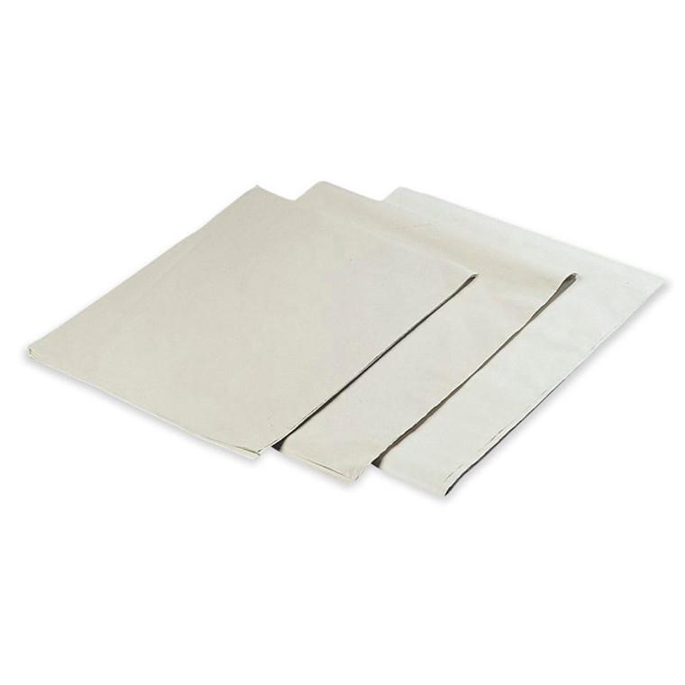 Franskbrødspapir 37,5 x 46 cm 22 gram ekstra hvidt - 1000 ark