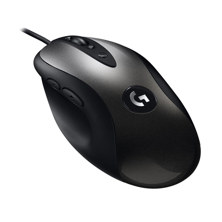 Gamermus Logitech G MX518 Sort