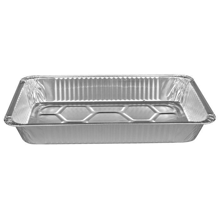 1/1 Gastronorm, med rullekant, aluminium, 10244 ml