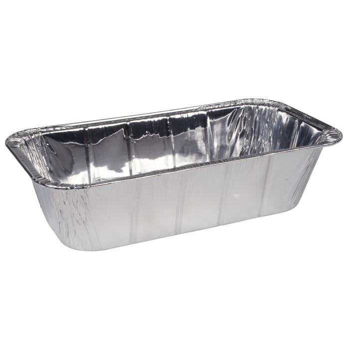 Gastronorm bakke, med rullekant, aluminium, 1/3 GN, 2720 ml