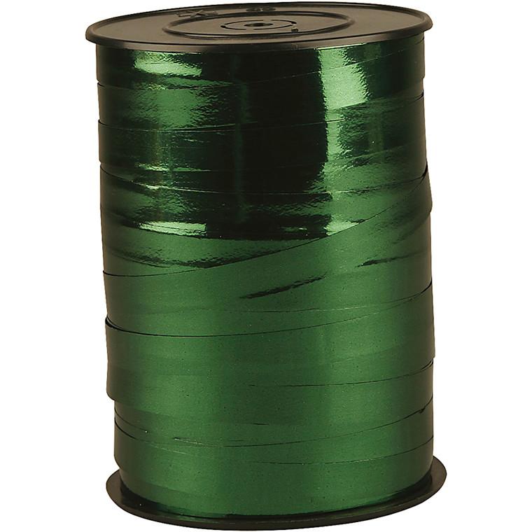 Gavebånd bredde 10 mm metal grøn | 250 meter