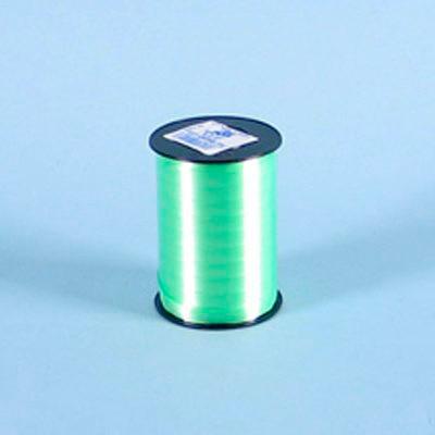 Gavebånd - i glat mintgrøn 10 mm x 250 meter 5 ruller i en pakken