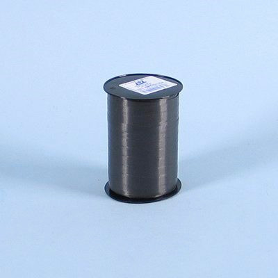 Gavebånd - i glat sort 5 mm x 450 meter nr. 23