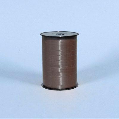 Gavebånd - i mørke brun i glat 10 mm x 250 meter nr. 40
