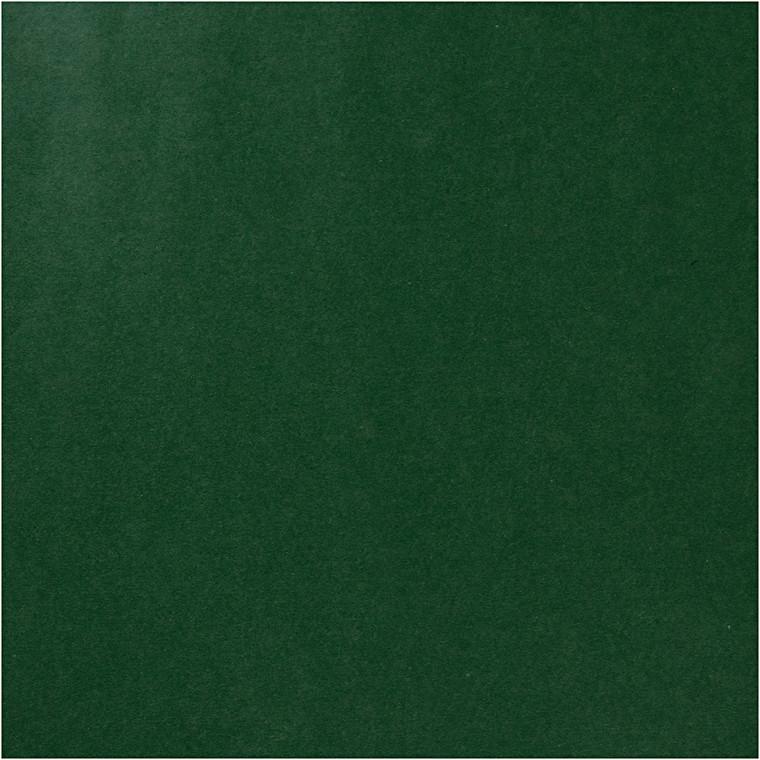 Gavepapir, B: 50 cm, 60 g, grøn, 100m
