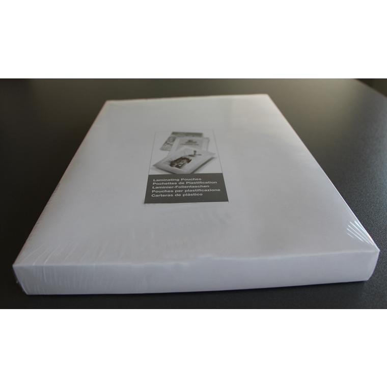 GBC Lamination pouch No Name A6 125Mic (100)