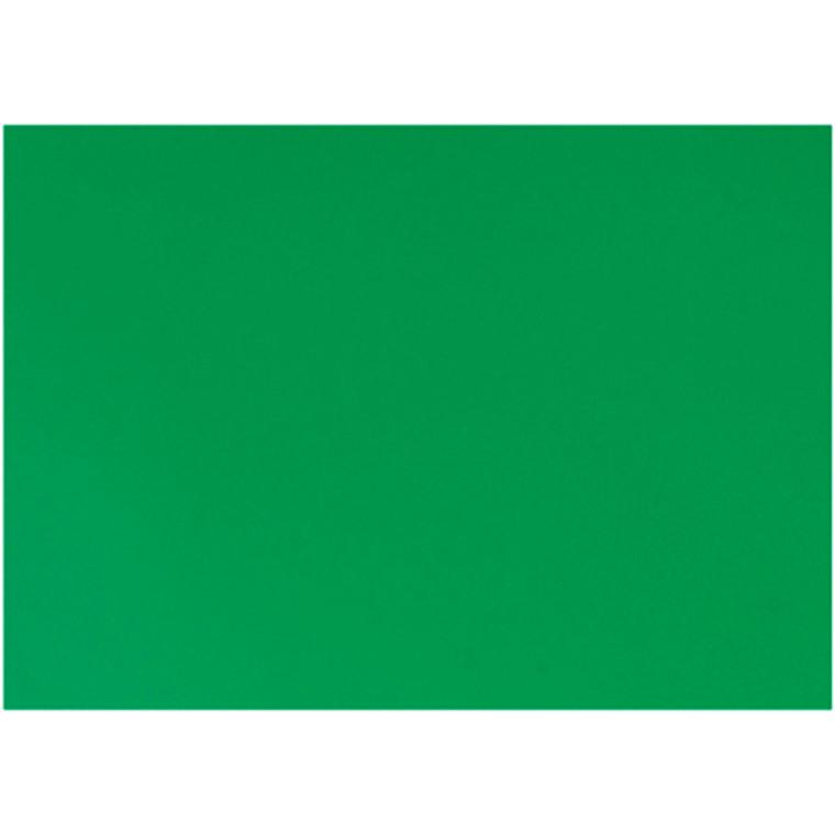 Glanspapir grøn størrelse 32 x 48 cm 80 gram - 25 ark