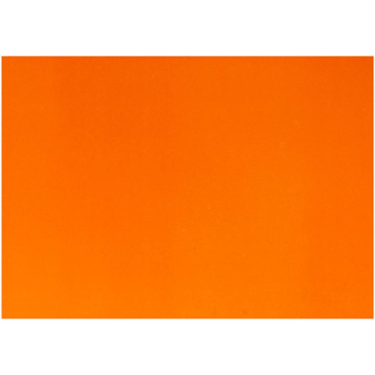 Glanspapir orange størrelse 32 x 48 cm 80 gram - 25 ark