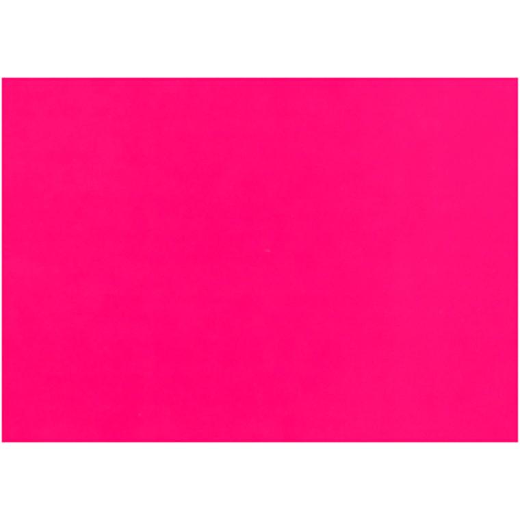 Glanspapir pink størrelse 32 x 48 cm 80 gram - 25 ark