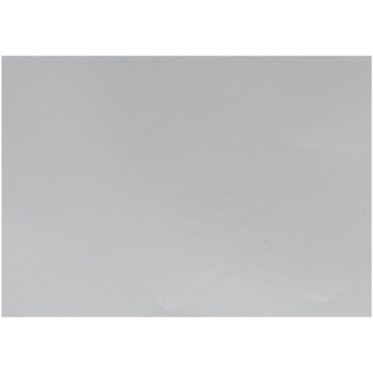 Glanspapir sølv størrelse 32 x 48 cm 80 gram - 25 ark