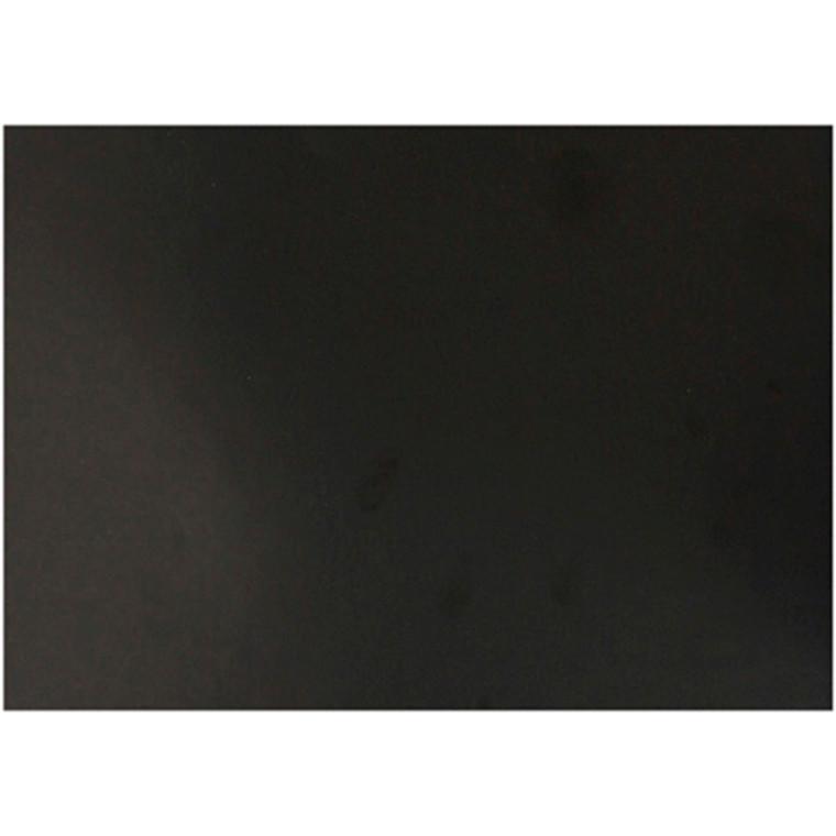 Glanspapir sort størrelse 32 x 48 cm 80 gram - 25 ark
