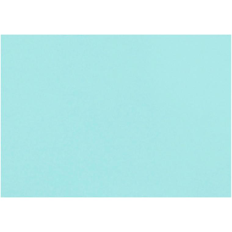 Glanspapir turkis størrelse 32 x 48 cm 80 gram - 25 ark