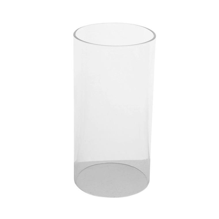 Glas til olielampe Basic klar - 4 stk.