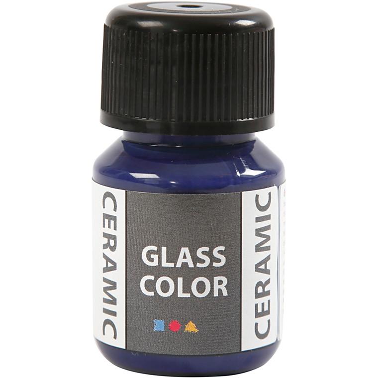 Glass Ceramic, lavendelblå, 35ml