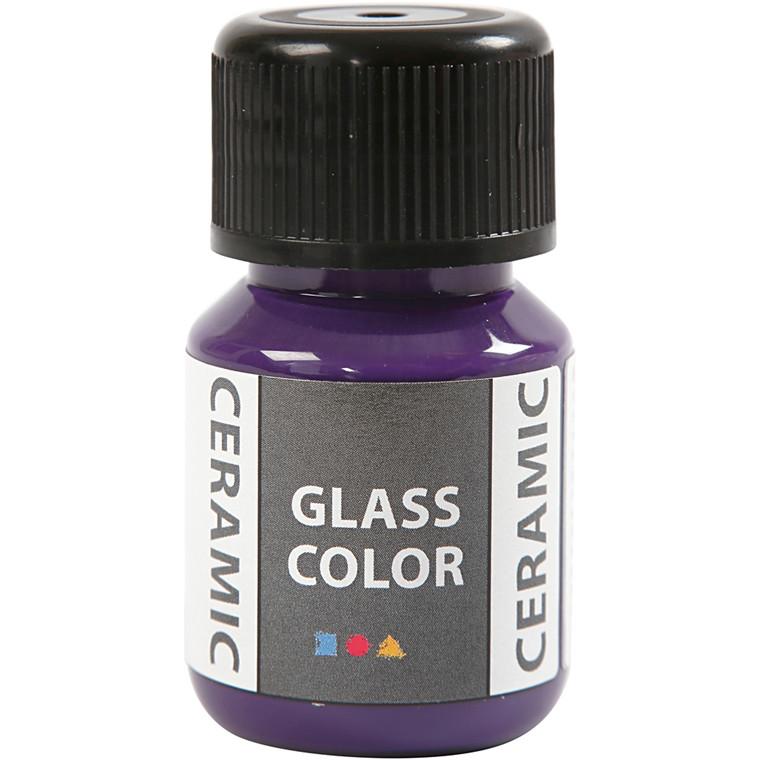 Glass Ceramic, violet, 35ml