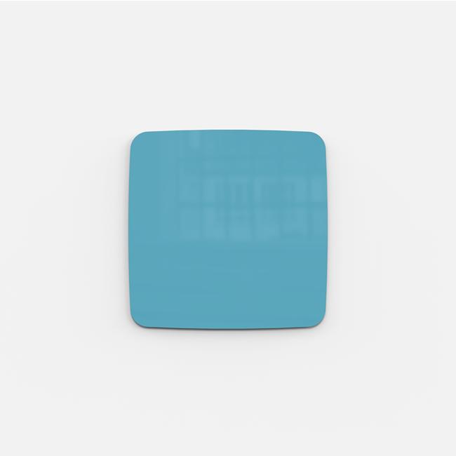 Glastavle - Lintex Mood Flow 30 x 30 cm - Cool