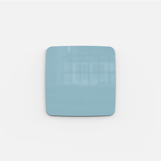 Glastavle - Lintex Mood Flow 30 x 30 cm - Calm