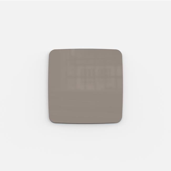 Glastavle - Lintex Mood Flow 30 x 30 cm - Cozy