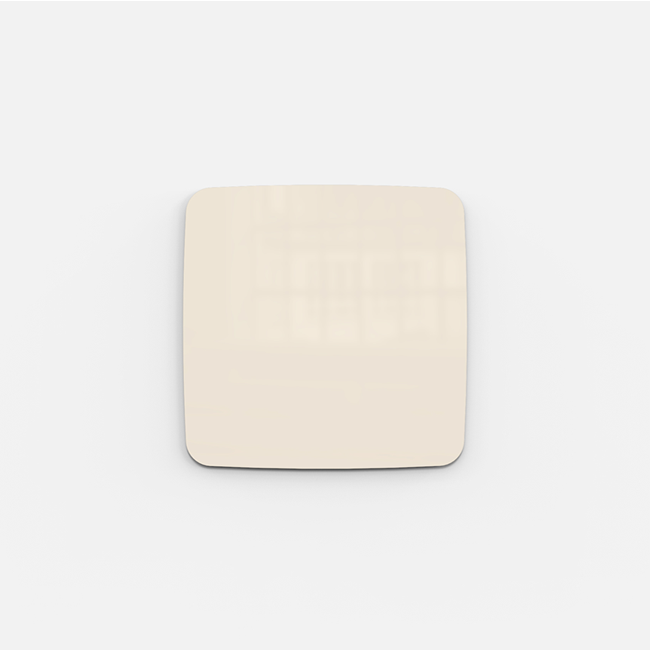 Glastavle - Lintex Mood Flow 30 x 30 cm - Easy