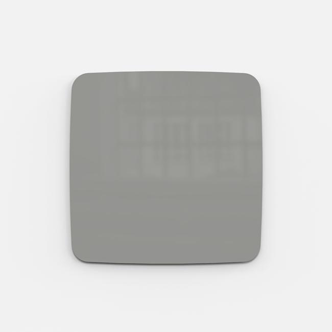 Glastavle - Lintex Mood Flow 50 x 50 cm - Shy