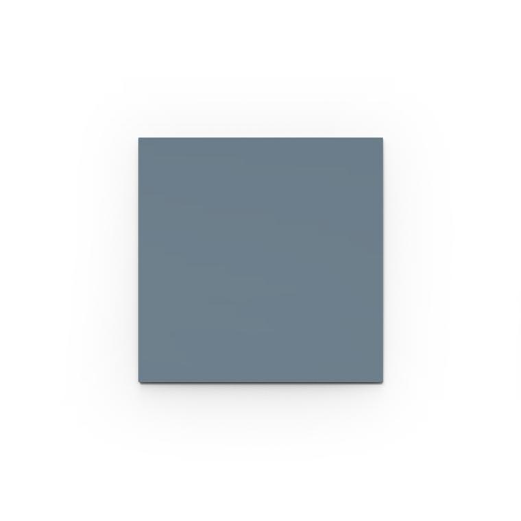 Glastavle Lintex Mood Wall Silk 100 x 100 cm - Bold