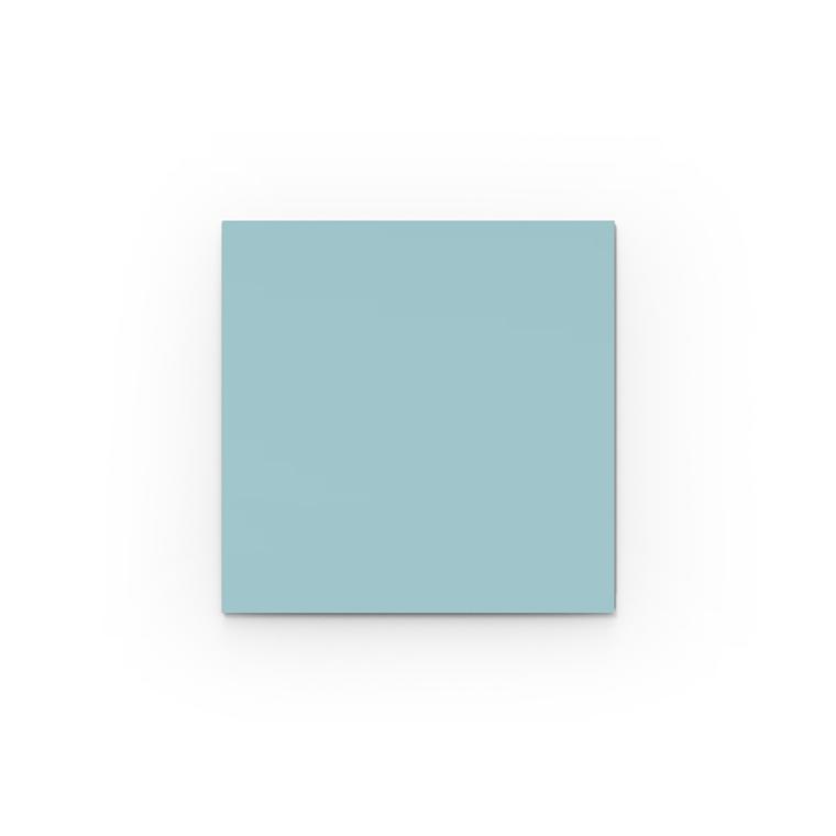 Glastavle Lintex Mood Wall Silk 100 x 100 cm - Calm