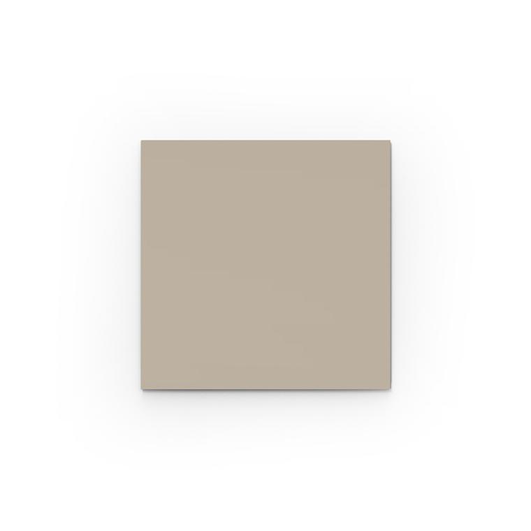 Glastavle Lintex Mood Wall Silk 100 x 100 cm - Cozy