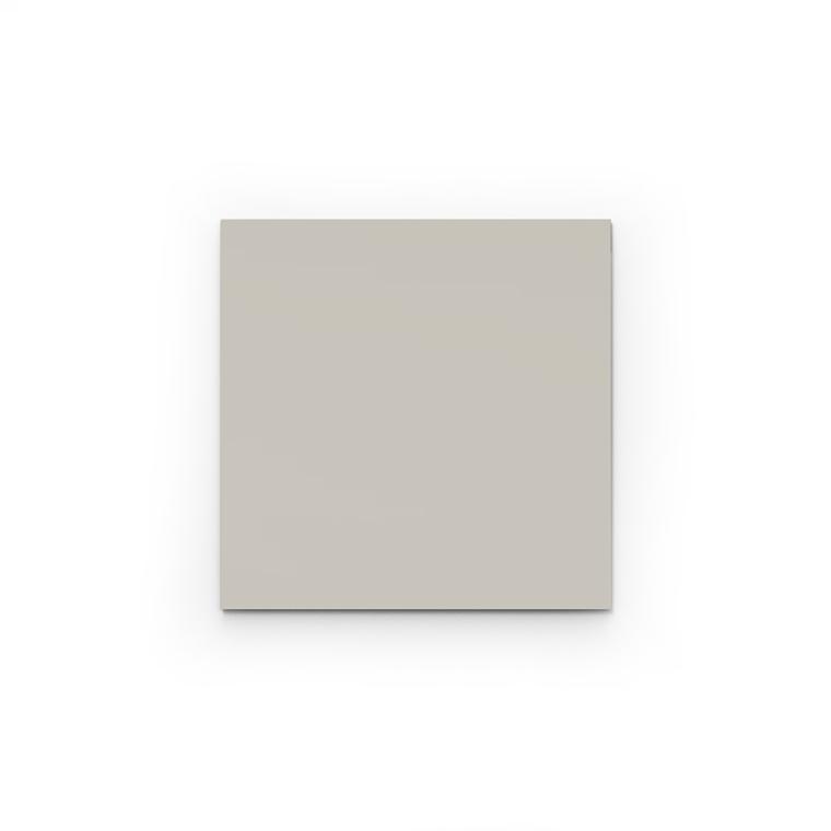 Glastavle Lintex Mood Wall Silk 100 x 100 cm - Shy