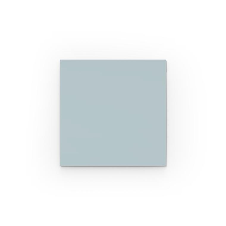 Glastavle Lintex Mood Wall Silk 100 x 100 cm - Smooth