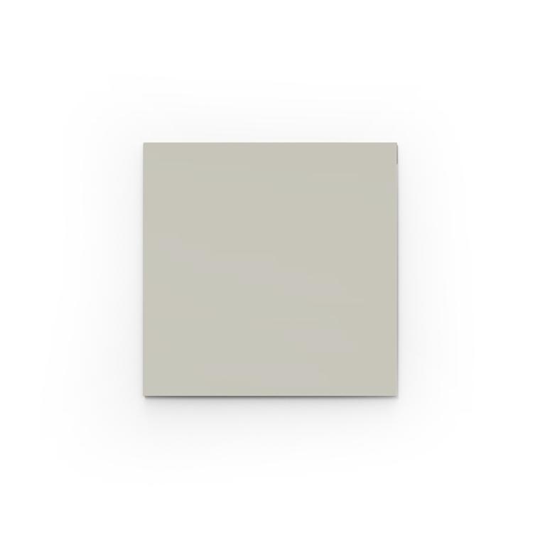 Glastavle Lintex Mood Wall Silk 100 x 100 cm - Warm