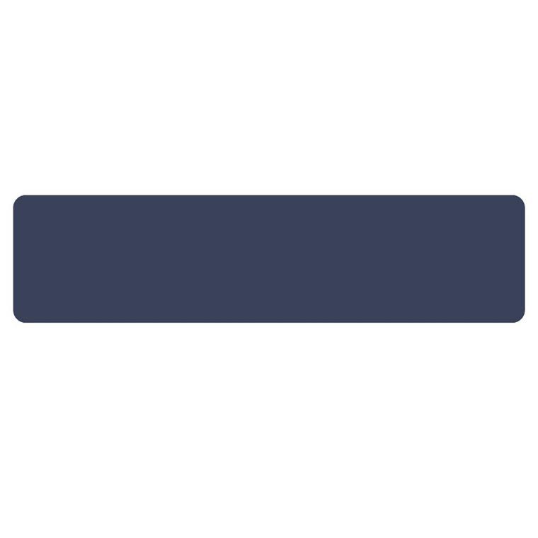 Gulvmærker - striber blå bredde 50 mm - 10 stk