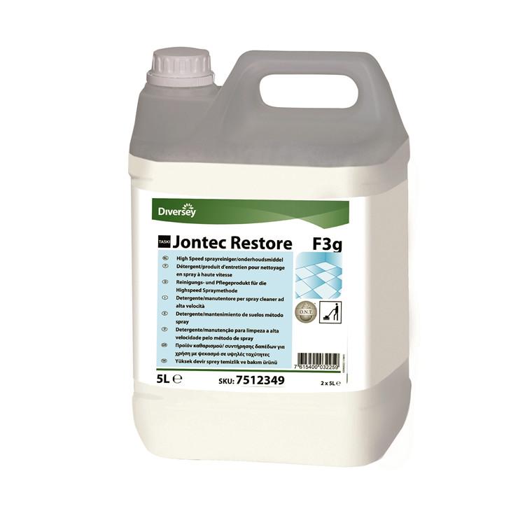 Gulvrens TASKI Jontec Restore m/polymere 2x5l