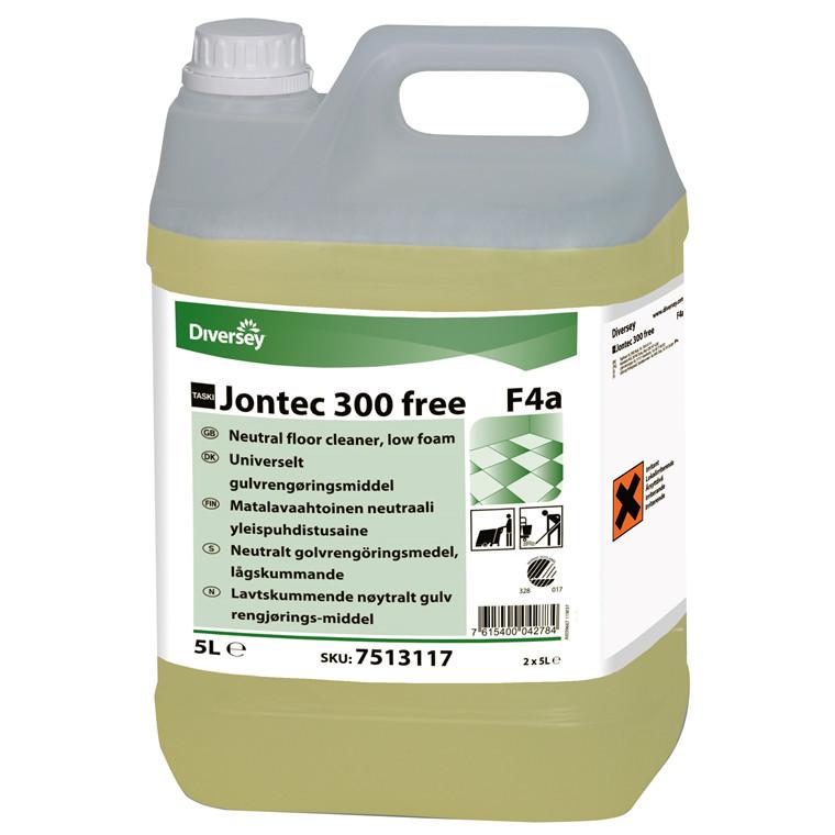 TASKI Jontec 300 Free - Gulvrengøring - 5 liter