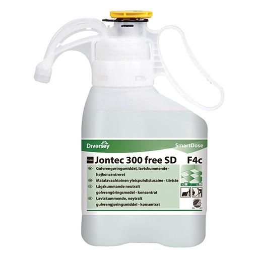 Gulvrens TASKI Jontec 300 free SD 1,4l
