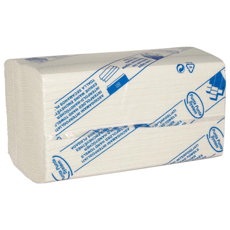 Håndklædeark Care-Ness Excellent 3-lags hvid Bredde 22 cm | Længde 42 x 10,5 cm